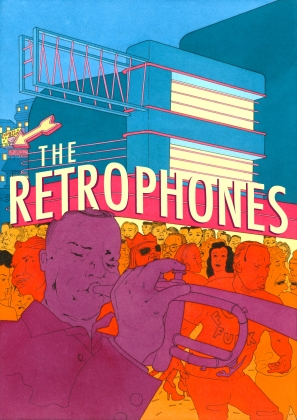 Retrophones Art (front)